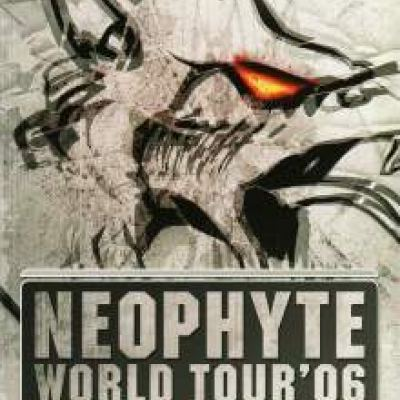 Neophyte - Neophyte World Tour '06 - One Year On A Daft Planet DVD (2007)