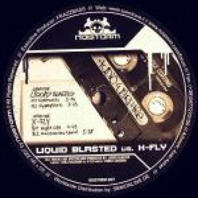 Liquid Blasted vs. X-Fly - Audio Warfare (2007)