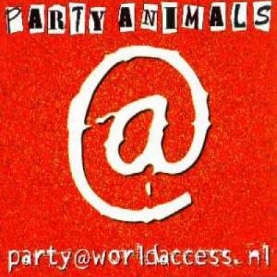 Party Animals - Party@Worldaccess.nl (1997)