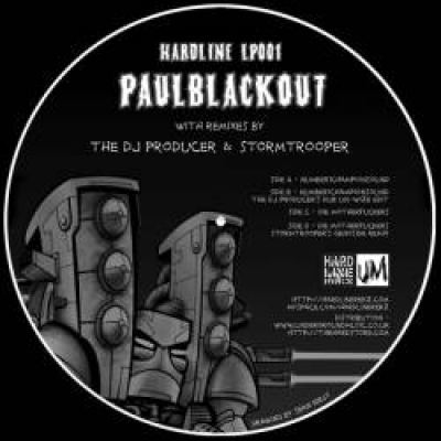Paulblackout - Number1championsound / Die Motherfuckers (2011)