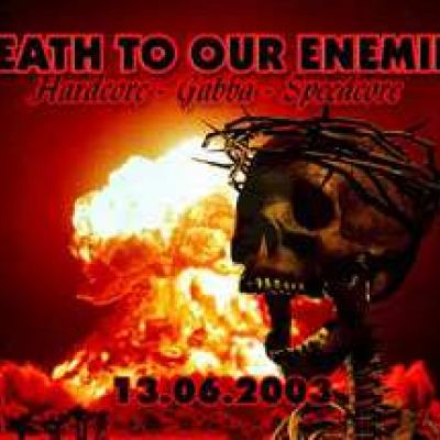 Qualkommando - Death To Our Enemies 13.06.2003