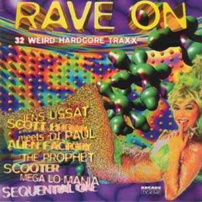 VA - Rave On (1995)