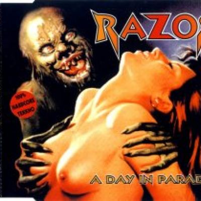 Razor - A Day In Paradise (1994)
