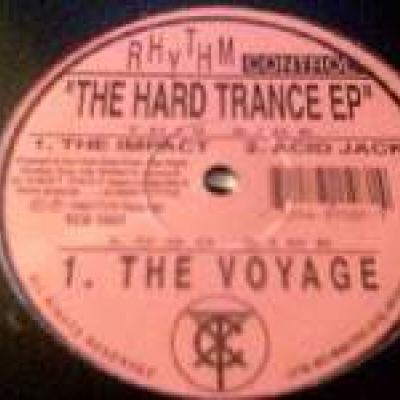 Rhythm Control - The Hard Trance E.P. (1993)