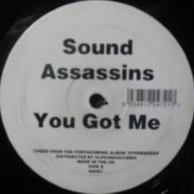 Sound Assassins - You Got Me / Clearly Now (1999)