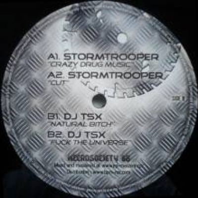 Stormtrooper / DJ TSX - Crazy Drug Music (2010)