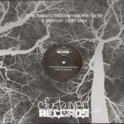 The Teknoist / Throttler - Theres Nothing Here For You / I Don't Dance (2008)