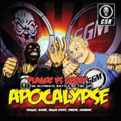 VA - This Is Terror 12 - The Ultimate Battle Of The Apocalypse DVD (2009)