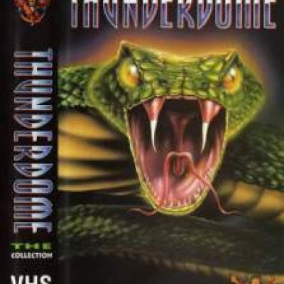 VA - Thunderdome The Collection VHS (1994)