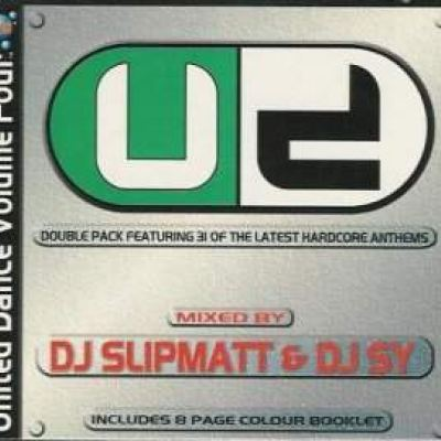 VA - United Dance Volume 4 (1996)