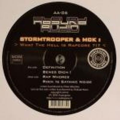 Stormtrooper & MCK - What The Hell Is Rapcore ?!? (2007)
