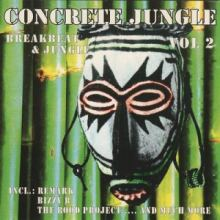 VA - Concrete Jungle Vol 2 (1994)