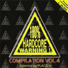 VA - 100% Hardcore Warning! Compilation Vol. 4 (1997)