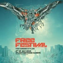 Free Festival 2016 Livesets