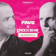 Pavo and Dozer - Magenta