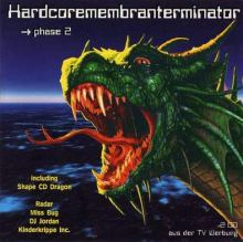 VA - Hardcoremembranterminator - Phase 2 (1995)
