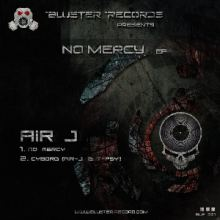 Air J - No Mercy EP (2015)