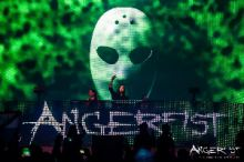 Angerfist live @ Defqon.1 (2015)