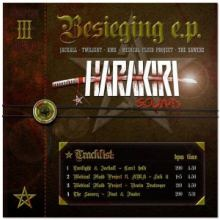 VA - Besieging EP (2014)