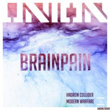 Brainpain - Hadron Collider / Modern Warfare (2015)