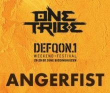Angerfist @ Defqon 1 2019 Black Stage 1080p