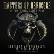 Destructive Tendencies - The Skull Dynasty (Official Masters Of Hardcore 2017 Anthem)