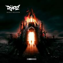 DJIPE - Reject Religion EP (2015)
