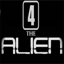 DJ Freak - 4 The Alien EP (2012)