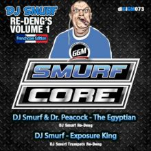 DJ Smurf - Re-Deng's Volume 1 (Frenchcore Edition) (2016)