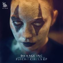 Damage Inc - Psycho Circus (2016)