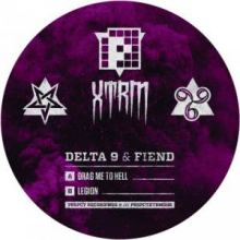 Delta 9 and Fiend - Drag Me To Hell / Legion (2013)