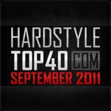 FearFM Hardstyle Top 40 September 2012