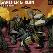 Gancher & Ruin - Arsenal LP (2016)
