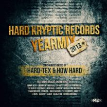 Hard-Tex & How Hard - Hard Kryptic Records Yearmix 2013 (2014)