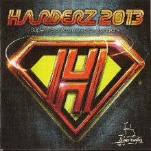VA - Harderz 2013 (Super Hard Bass Mixed by Ronald-V) (2013)