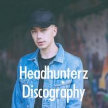 Headhunterz Discography