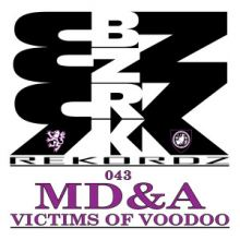MD&A - Victims Of Voodoo EP (2015)