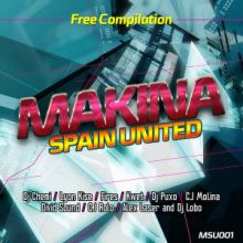 VA - Makina Spain United (2015)