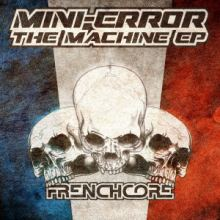 Mini-Error - The Machine EP (2015)