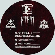 N-Vitral & Deathmachine - Time To Meet The Devil (2014)