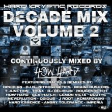 How Hard - Hard Kryptic Records Decade Mix Volume 2 (2017)