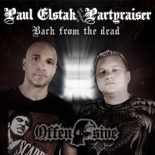 Paul Elstak & Partyraiser - Back From The Dead EP (2012)