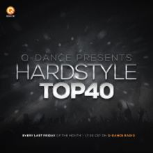 Q-Dance Hardstyle Top 40 March 2014