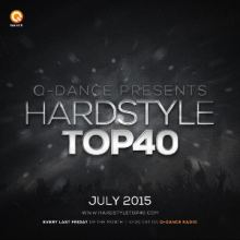 Q-dance Hardstyle Top 40 July 2015