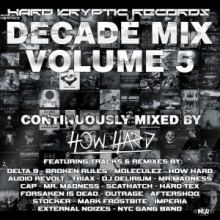 VA - Hard Kryptic Records Decade Mix Volume 5 (2017)