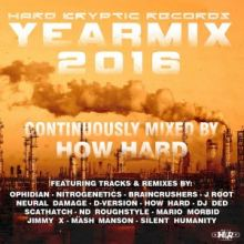 VA - Hard Kryptic Records Yearmix 2016 (Mixed By How Hard) (2016)