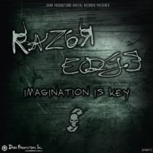 Razor Edge - Imagination Is Key EP (2015)