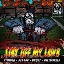 VA - Stay Off My Lawn (2016)