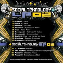 VA -Social Teknology LP 02 (2012)