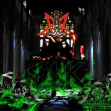 Speedcore Terror Kinetic - The Church Of STK (2016)